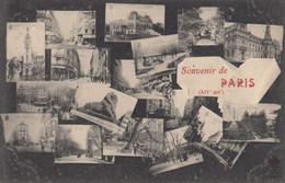 SOUVENIR DE PARIS XIV Arrondissement - Panorama's