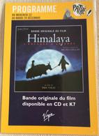 Cinema Pathe Wepler Paris 1999 -himalaya Eric Valli - Manifesti Su Carta