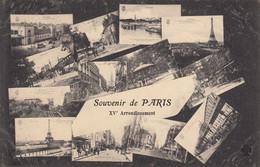 SOUVENIR DE PARIS XV Arrondissement - Panorama's