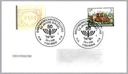 JUDAISMO - JUDAICA. 50 Años Del Estado De ISRAEL - 50 Years State Of Israel. Wien 1998 - Guidaismo