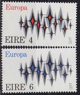 IRLAND IRELAND [1972] MiNr 0276-77 ( **/mnh ) CEPT - Nuovi
