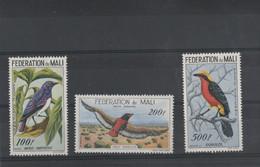 Mali - Yvert PA Série PA 2 + 3 + 4 ** - Oiseaux - Mali (1959-...)