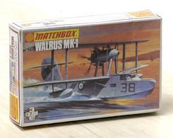 Modellismo Aereo - Matchbox Walrus Mk.I Model Kit 1-72 - 1973 - Aerei E Elicotteri
