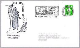 PORTAHELICOPTEROS JEANNE D'ARC - CAMPAÑA 1992-93 - Militaria