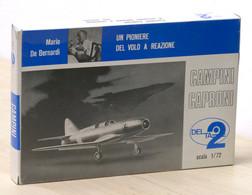 Modellismo Aereo - Delta 2 - Campini Caproni Model Kit Scala 1/72 - De Bernardi - Aerei E Elicotteri