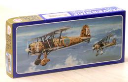 Modellismo Aereo - Stavebnice Fiat CR 42 Falco Model Kit 1:40 Scale - Aerei E Elicotteri