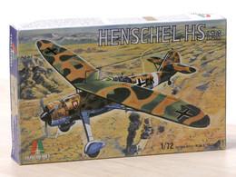 Modellismo Aereo - Italaerei Henschel HS 126 Model Kit 1/72 Scale - Aerei E Elicotteri