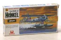 Modellismo Aereo - Hales He51B-2 Heinkel Model Kit 1/72 Scale - Aerei E Elicotteri