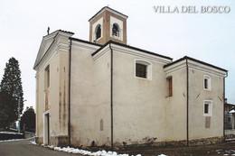 (R375) - VILLA DEL BOSCO (Biella) - Chiesa Di San Lorenzo - Biella