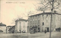 H1510 - BELMONT - D42 - La Place - Belmont De La Loire