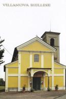 (R376) - VILLANOVA BIELLESE (Biella) - Chiesa Parrocchiale Di San Barnaba - Biella