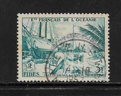 OCEANIE  ( FROCE - 100 )   1948   N° YVERT ET TELLIER  N° 204 - Used Stamps