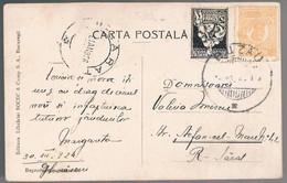 Romania, 1926, For R-Sarat - Usati