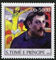 Sao Tome 2003 MNH,  Painter Paul Gauguin - Altri
