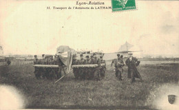 H1510 - Transport De L'Antoinette De LATHAM - LYON AVIATION - Sin Clasificación