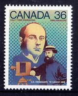 Canada 1987 MNH, Leggo & DESBARATS, Printing, Invented  Of Graphic Reproduction - Altri