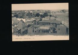 CPA - Egypte - Port Said  Général View - Port Said