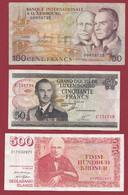 Autres-Europe  6 Billets Dans L 'état (103) - Other - Europe