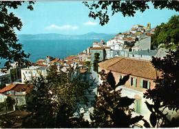 ANGUILLARA SABAZIA - PANORAMA DA MONTE CALVARIO - VIAGGIATA 1973 - Altre Città