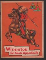 K. (=Karlos) 1948: Karl May Winnetou Het Grote Opperhoofd - Karl May