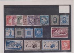 IRLANDE- LOT TP Entre N° 41 ET N°74-X-OB-  1922 - Unused Stamps