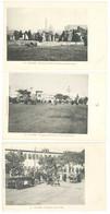 3 Cpa Egypte - Le Caire - Gare, Place De La Citadelle, Chameliers à Kasr-el-Nil    ( S.7097 ) - Sonstige