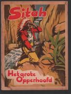 K. (=Karlos) 1948: Sitah Het Grote Opperhoofd - Altri