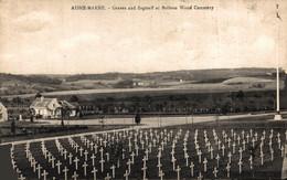 N°18932 Z -cpa Aisne Marne -cimetière Militaire- - Oorlogsbegraafplaatsen