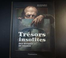 Trésors Insolites  Des Musées De France - Jean Jacques Breton Dominique Williatte - Hardcover - 317 Pages - Arte