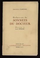 ° Docteur CAMUSET ° Quelques-uns Des SONNETS DU DOCTEUR ° Illustrations De Joseph HEMARD °  1932 ° - Humor