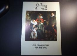 Jordaens Een Grootmeester Van De Barok - 23 Pages - Portfolio Nav Tentoonstelling 1978 Antwerpen Voorwoord L Detiège - Storia