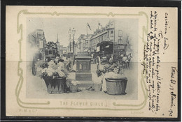Carte P De 1902 ( London / The Flower Girls ) - Altri