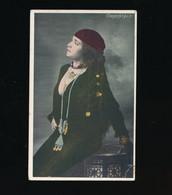 CPA - Egypte -  Femme De Profil - Orientale Cliché Papazoglou - Sonstige