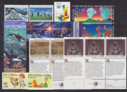 UNO GENF  Jahrgang 1992, Postfrisch **, 210-224, Komplett - Ungebraucht