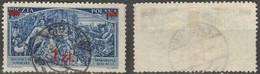 POLAND POLEN POLOGNE 1934 Mi  293 TYPE I - 1 ZL OVERPRINT AUFDRUCK 5,4 Mm - USED - Usati