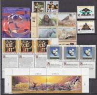 UNO GENF Jahrgang 1993, Postfrisch **, Komplett Mi. 225-242 - Ungebraucht