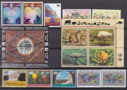 UNO GENF Jahrgang 1994, Postfrisch **, Komplett Mi. 243-260 - Ungebraucht