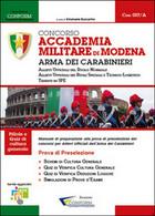 Concorso Accademia Militare Di Modena. Arma Dei Carabinieri. Prova Di Preselezio - Altri