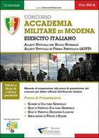 Concorso Accademia Militare Di Modena. Esercito Italiano. Prova Di Preselezione - Altri