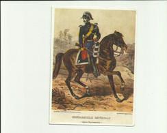 CPM:  GENDARMERIE IMPERIALE  (Légions Départementales)     (G1628) - Polizei - Gendarmerie