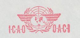 Meter Cover Canada ICAO - Aviation - Aerei