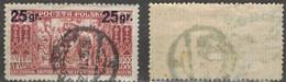 POLAND POLEN POLOGNE 1934 Mi  291 TYPE I - 25 Gr OVERPRINT AUFDRUCK - USED - Usati