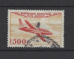 FRANCE.  YT  PA N° 32  Obl   1954 - 1927-1959 Afgestempeld