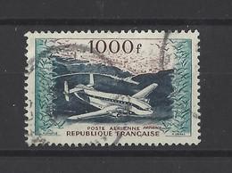 FRANCE.  YT  PA N° 33  Obl   1954 - 1927-1959 Afgestempeld