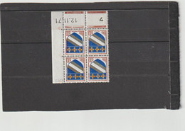 N°1353 - 0,10 TROYES - Z De Y+Z - Tirage Du 2.11.71 Au 17.12.1971 - 12.11.1971 - - 1970-1979