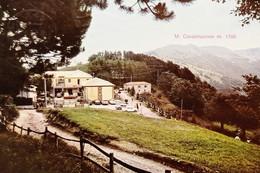 Cartolina - Albergo Ristorante - Capanne Di Cosola - Monte Cavalmurone - 1974 - Piacenza