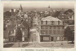 SOMME : Montdidier, Rue De Roye - Montdidier