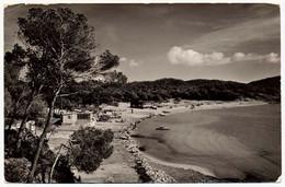 SPAIN - MALLORCA - PAGUERA La Playa De Tora Plage + Timbre Timbres 1957 - Mallorca