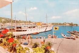 Cartolina - Ischia - Il Porto - 1965 - Napoli