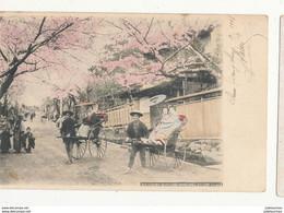 YOKOHAMA JAPON CHERRY BLOSSOMS NOGE HILL CPA BON ETAT - Yokohama